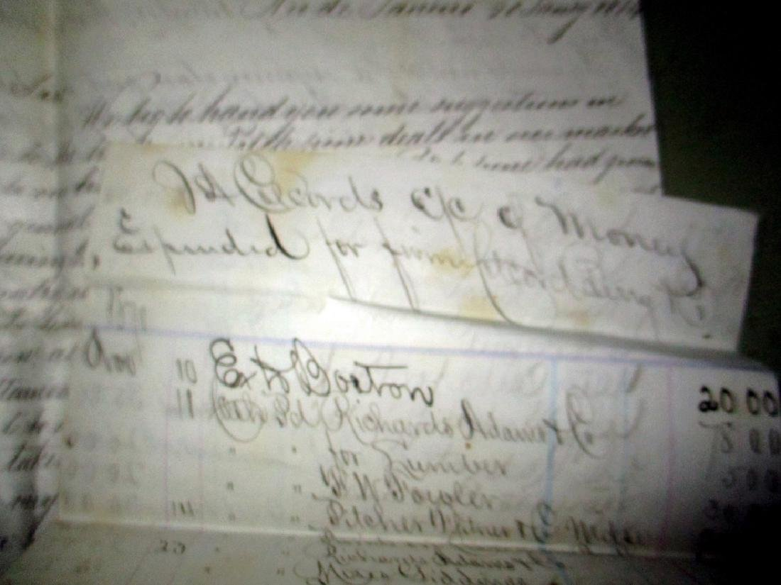 Collection of Capt. Melvin Colecord Ship Documents - 3