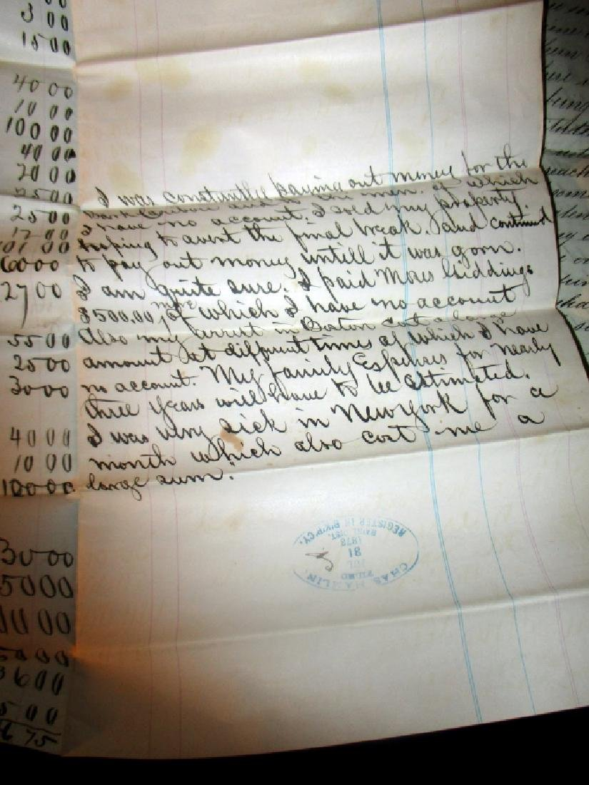 Collection of Capt. Melvin Colecord Ship Documents - 4