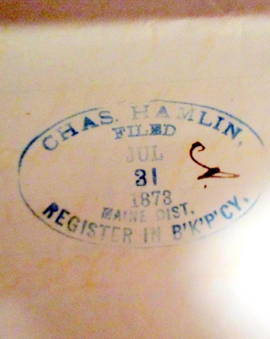Collection of Capt. Melvin Colecord Ship Documents - 5