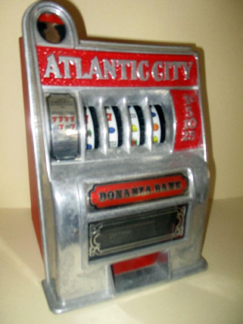 Vintage Children's Slot Machine