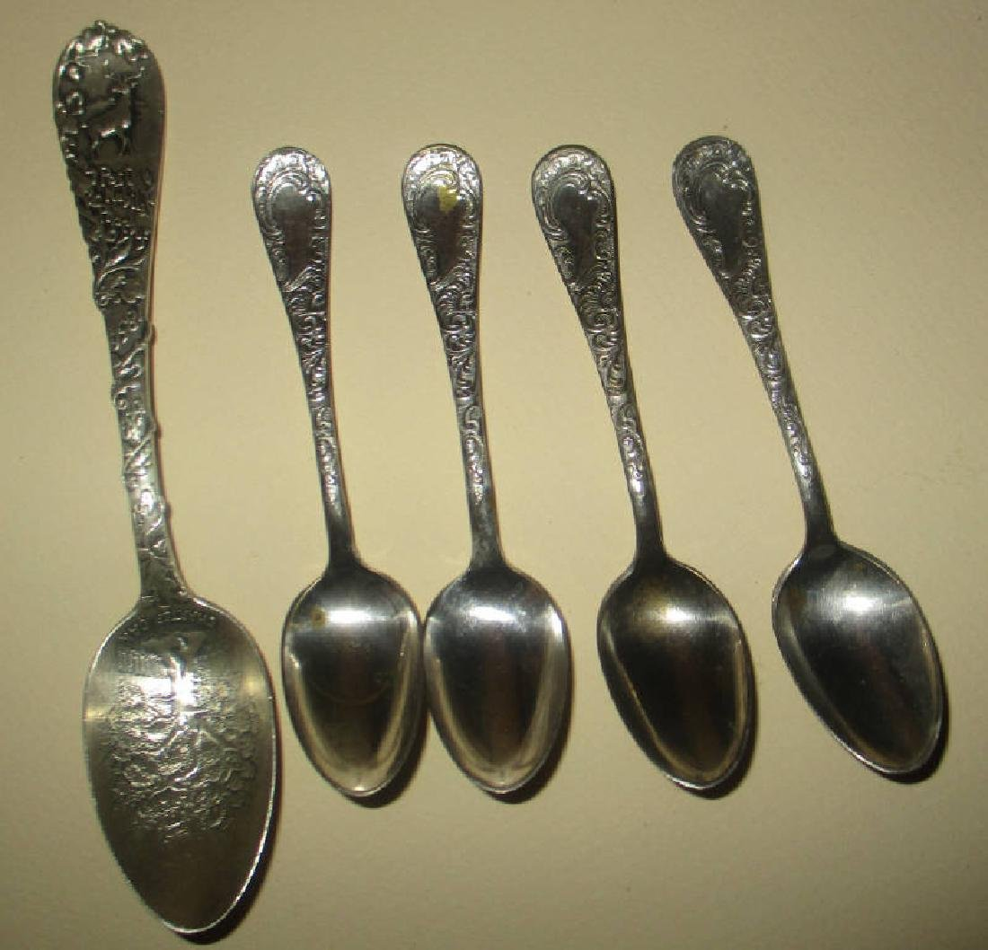 Miscellaneous Lot of Sterling Spoons