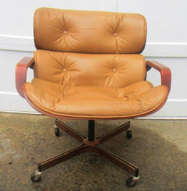 Plycraft Swivel Chair