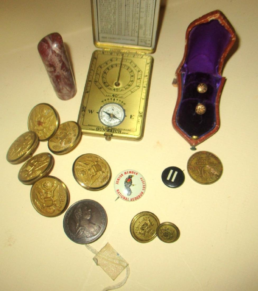 Misc. Lot of Collectible Items