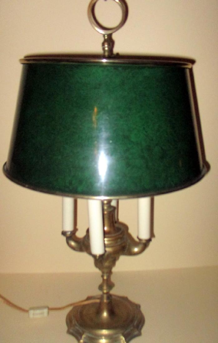 Antique Fluid Lamp Electrified
