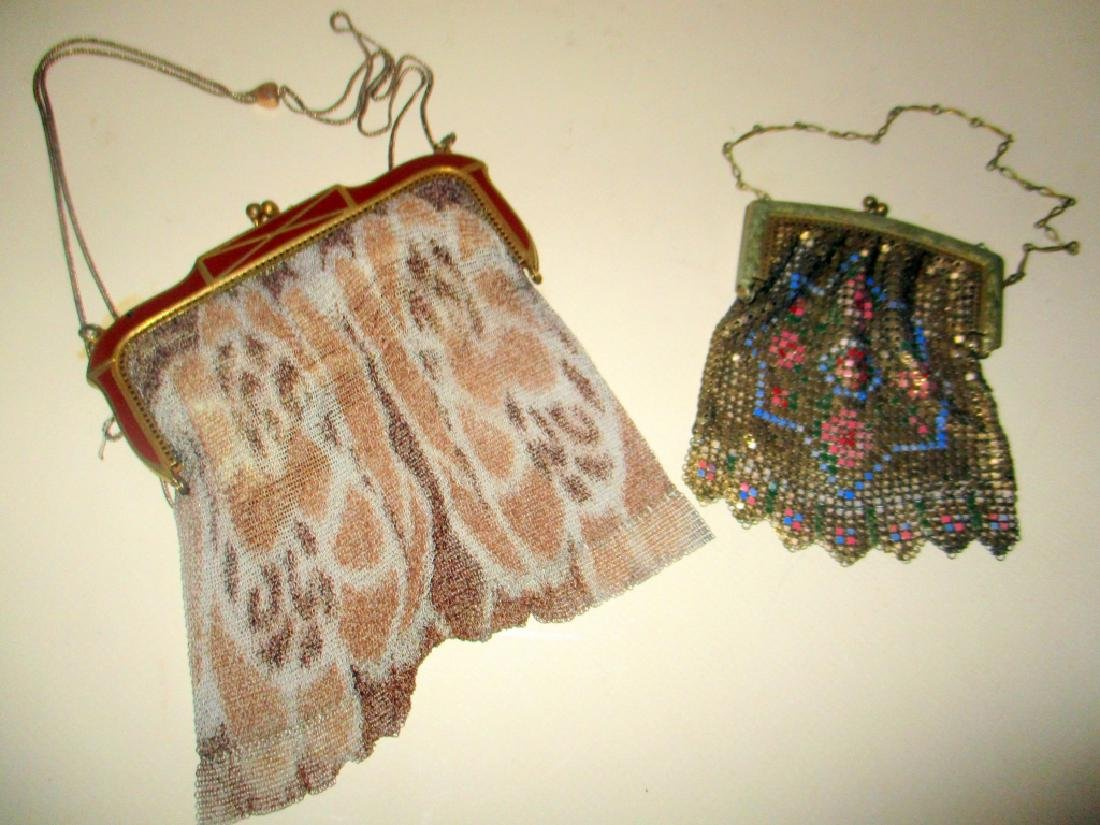 Two Mesh Lady's Purses