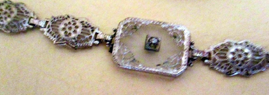 Three Pieces of Vintage Jewelry - 2