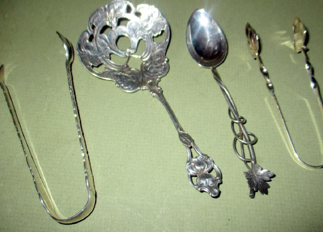 Four Pieces of Misc. Sterling Items
