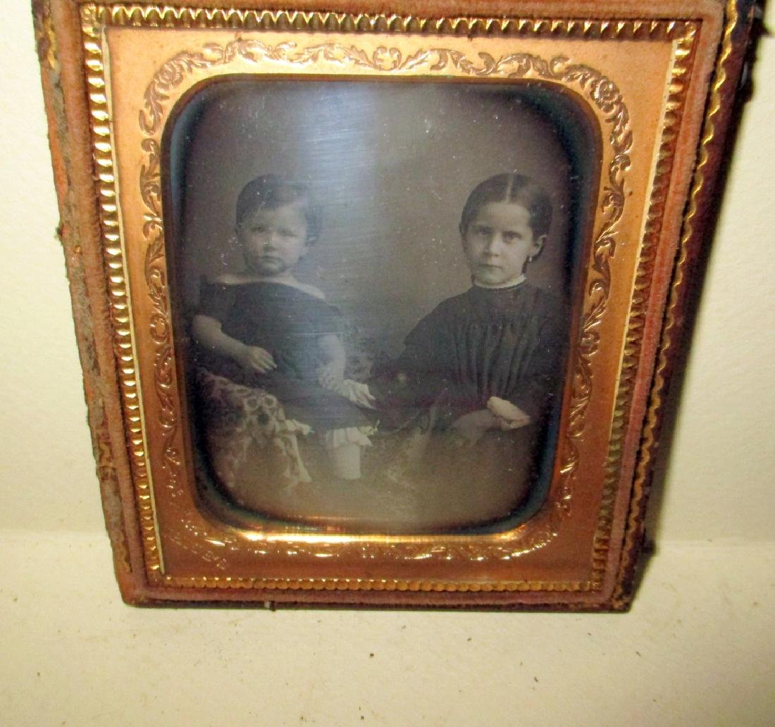 Lot of Three 19th C. Daguerreotypes - 3