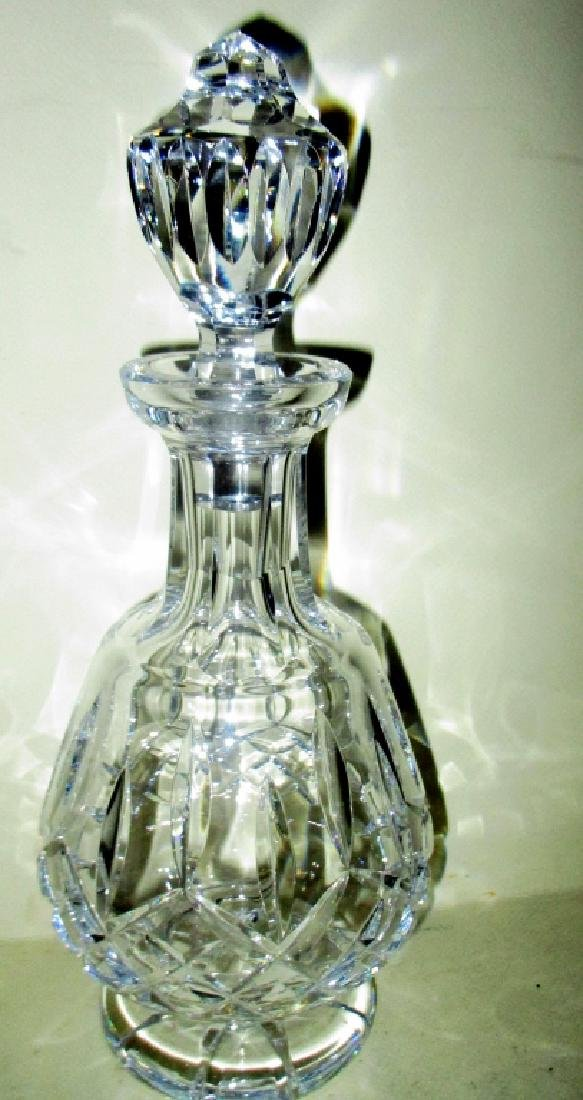 Signed Waterford Decanter
