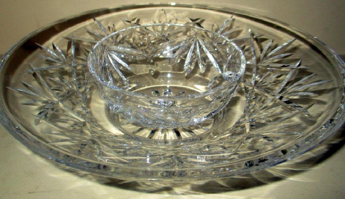 Waterford Crystal Hors d'oeurve Bowl