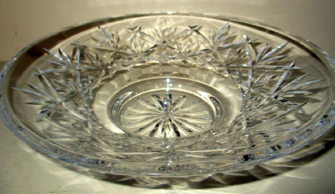 Waterford Crystal Hors d'oeurve Bowl - 3