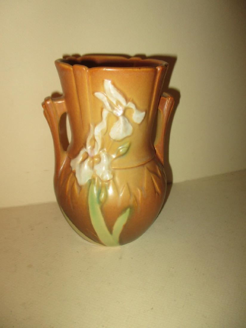 Signed Roseville Vase