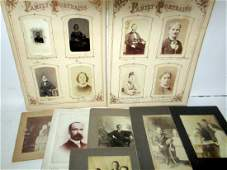 Collection of Annotated Photos of Goodhue Family