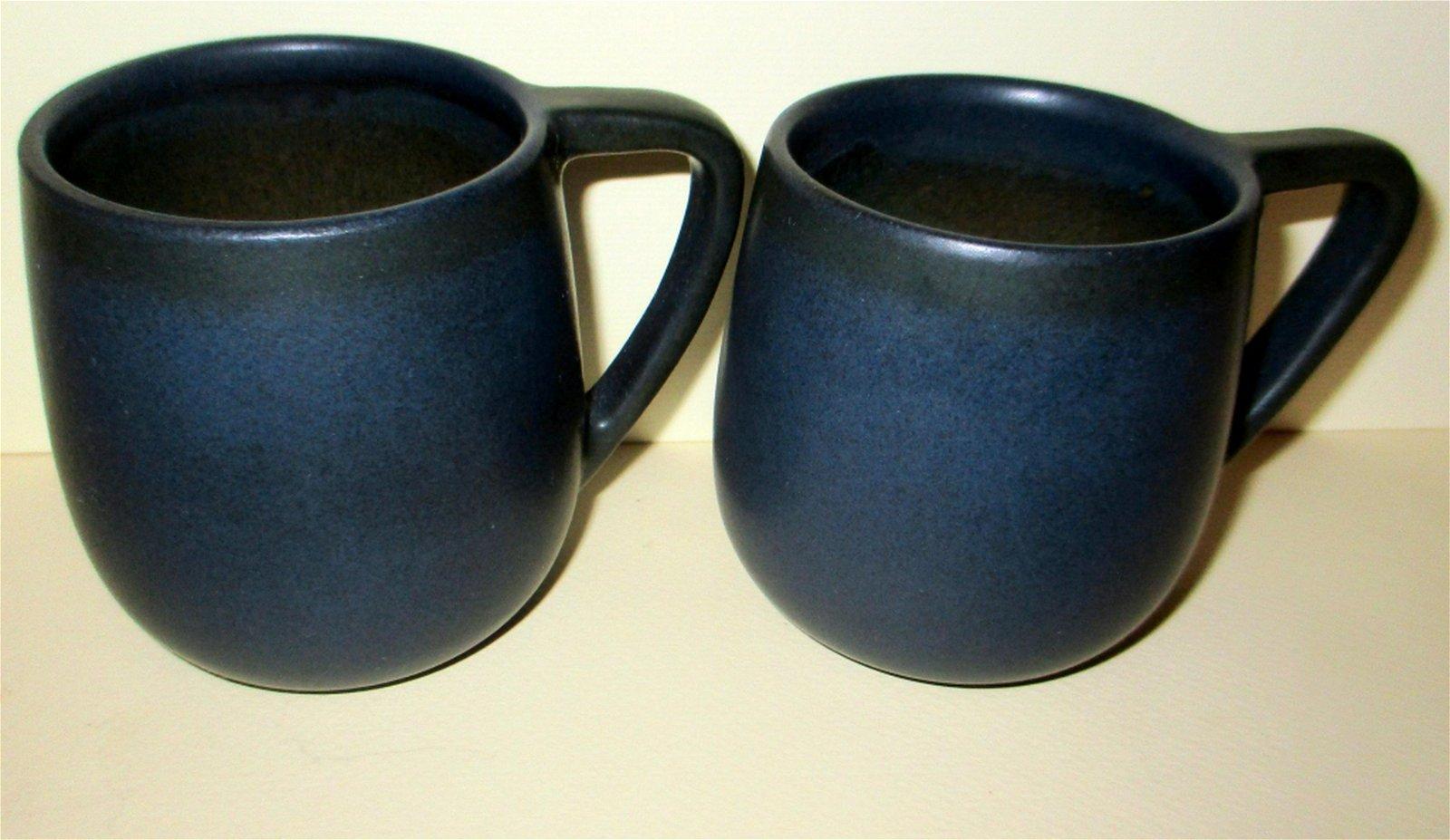 Pair of Marblehead Mugs
