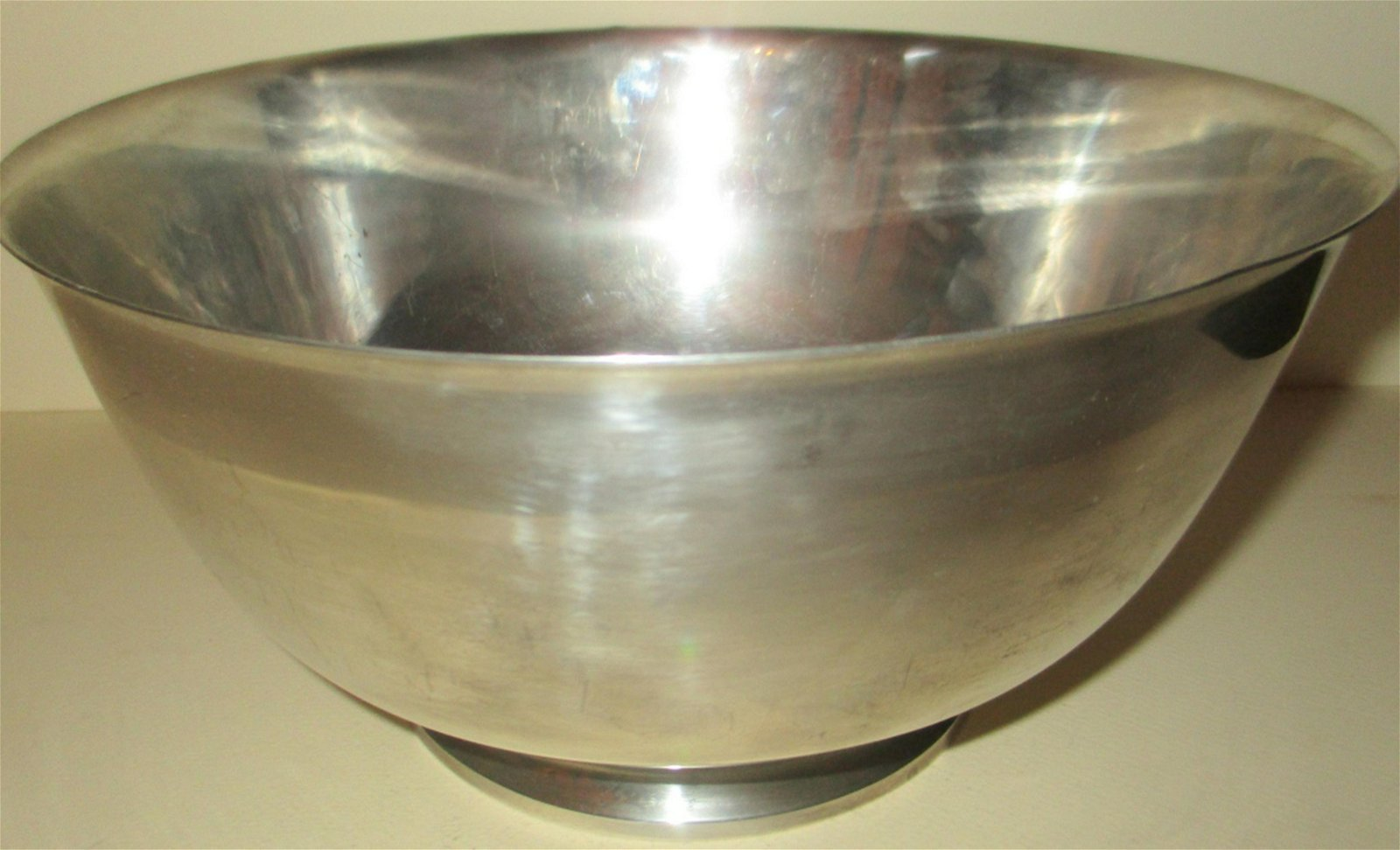 Tiffany & Co. Large Sterling Bowl