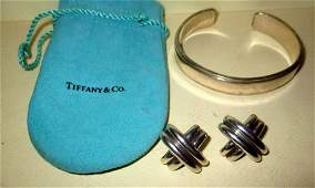 Lot of Tiffany & Co. Sterling Jewelry