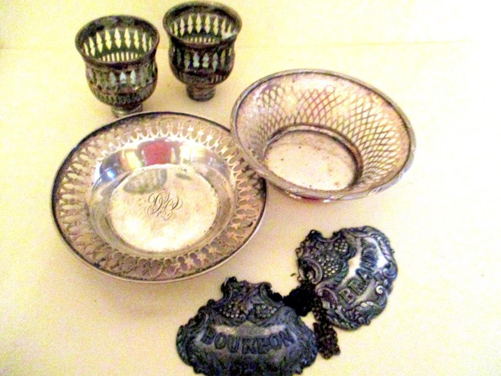 Miscellaneous Silver Lot