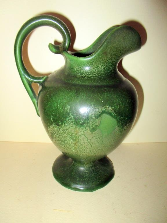 Hampshire Pottery Pitcher
