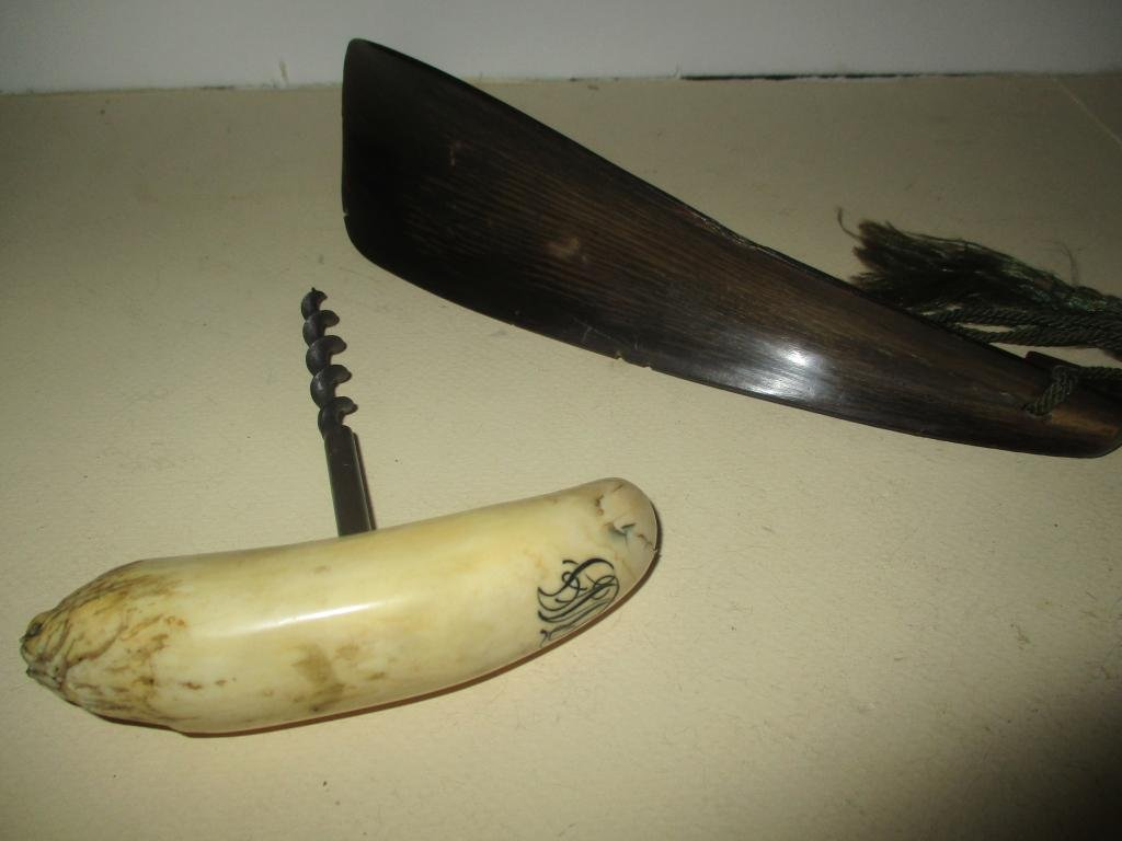 Lot of Whaling Items