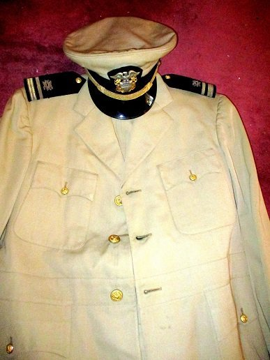 US Navy Uniform