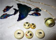 Lot of Miscellaneous Jewelry etc.