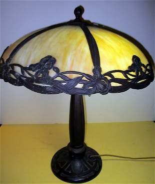 Bradley & Hubbard Table Lamp ( as is )