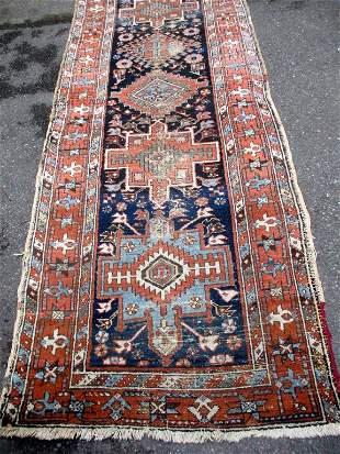 Oriental Carpet Karaja Runner
