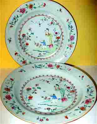 18/19th C. Chinese Famille Bowl