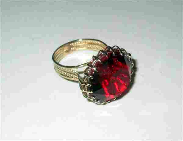 14K Gold Lady's Ring