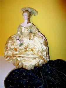 Dorothy Heizer Marie Antoinette Doll Circa 1920