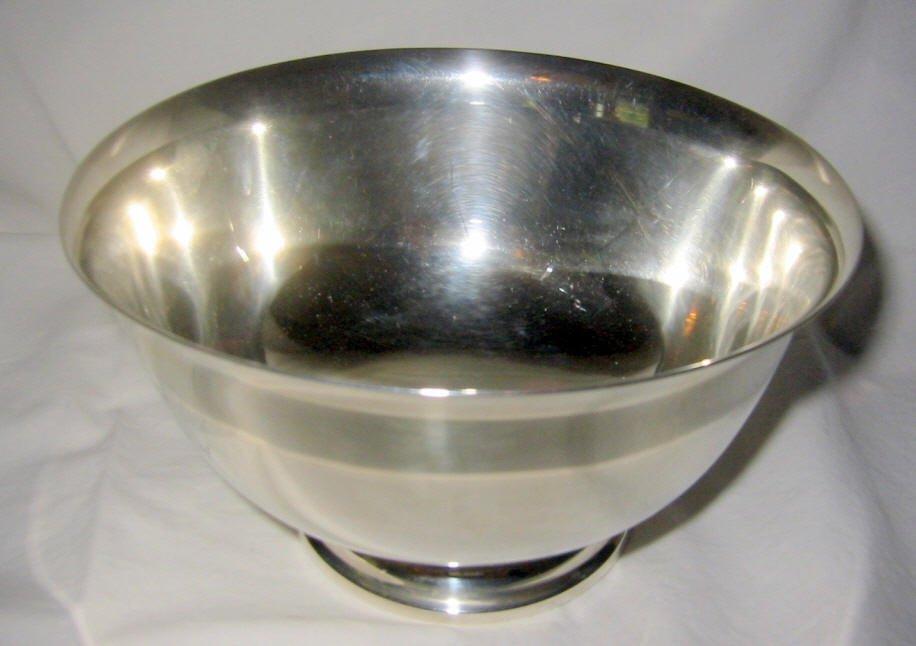 Sterling Paul Revere Reproduction Bowl