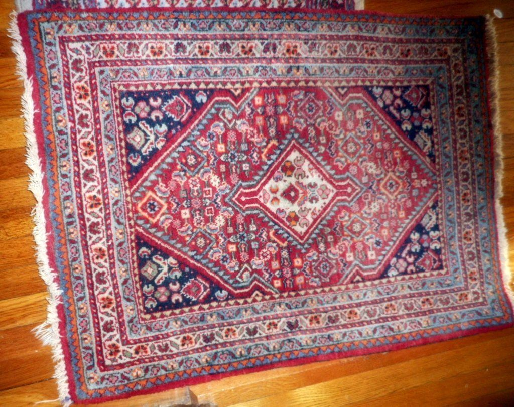 Persian Original Scatter Rug