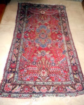 Persian Hamadan Oriental Carpet