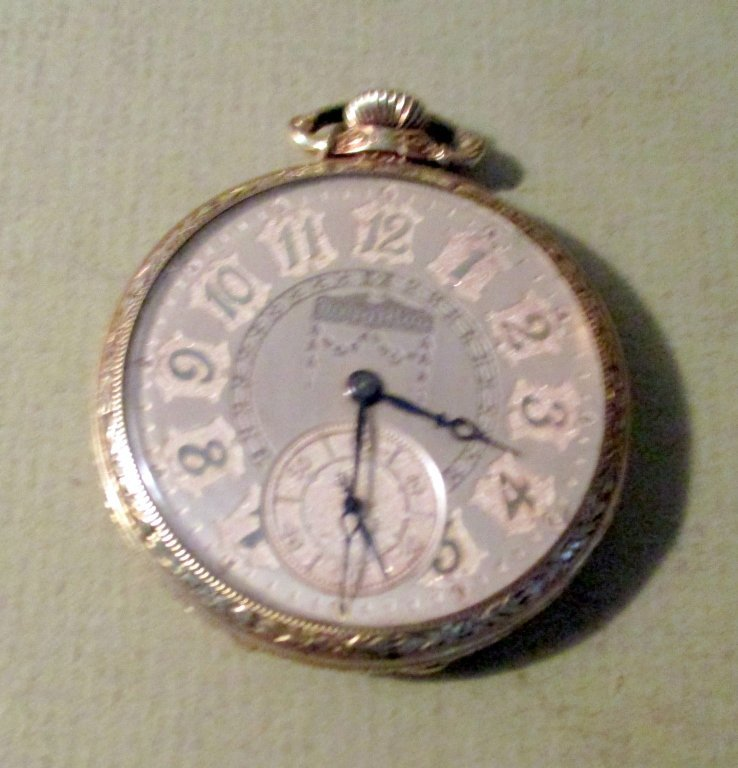 Hamilton Men's Pocket Watch