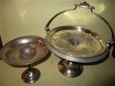 Sterling and Silver Plate Lot