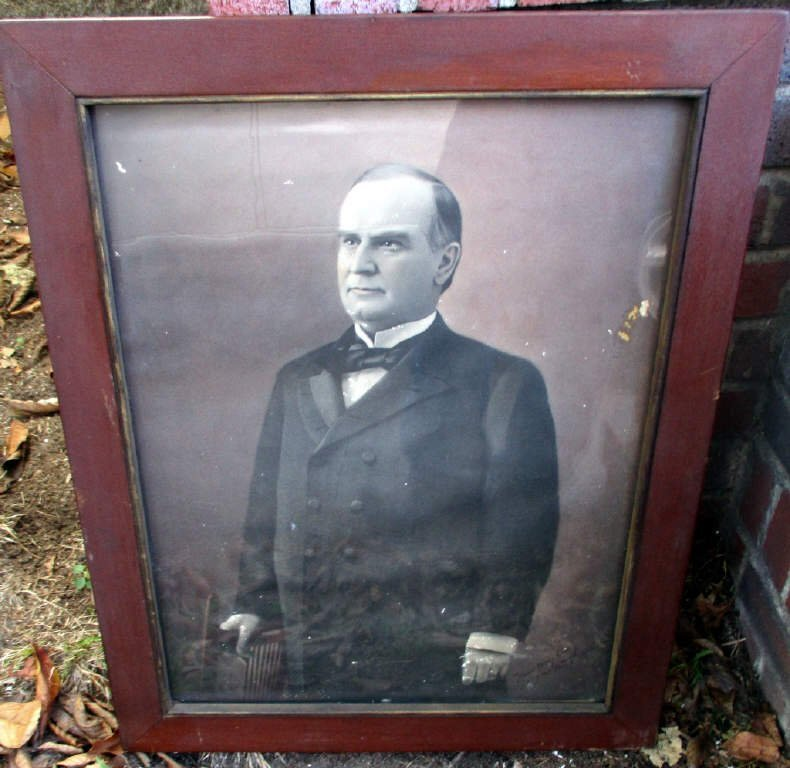 Autographed Photo of William McKinley