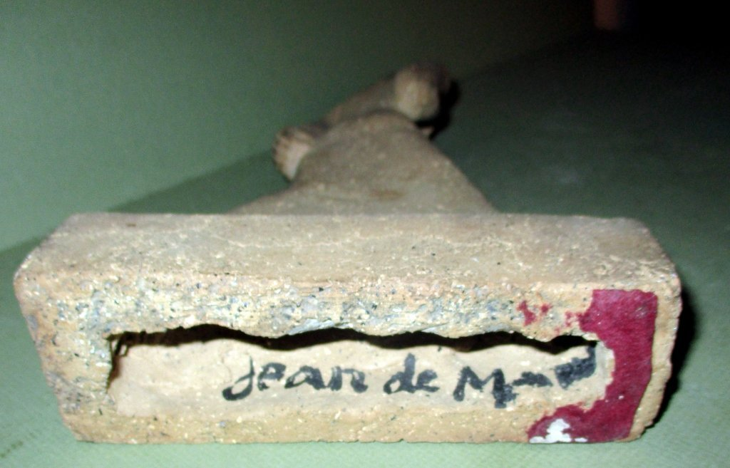 Clay Sculpture by Jean DeMarco - 2