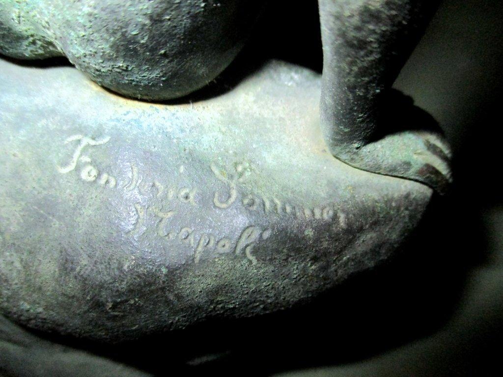 Bronze Sculpture of Mercury - 2