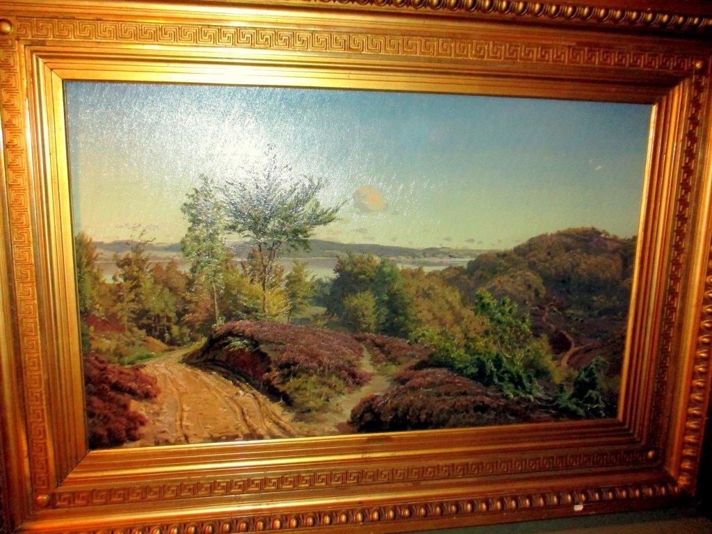 Oil Painting on Canvas (John Boesen)