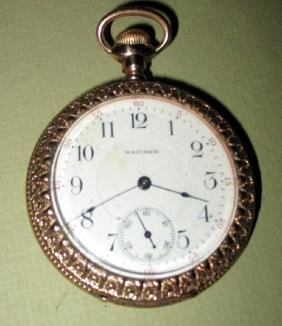Man's Waltham Pocket Watch