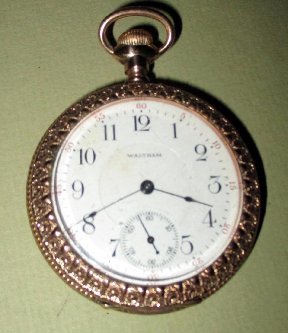 Man's Waltham Pocket Watch