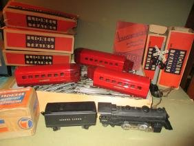 1930/1940's Lionel Train Set
