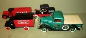 Lot of Model Vintage Trucks