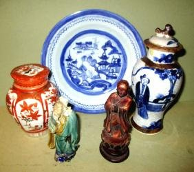 Lot of Oriental Items
