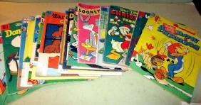 Collection of 18 Comic Books