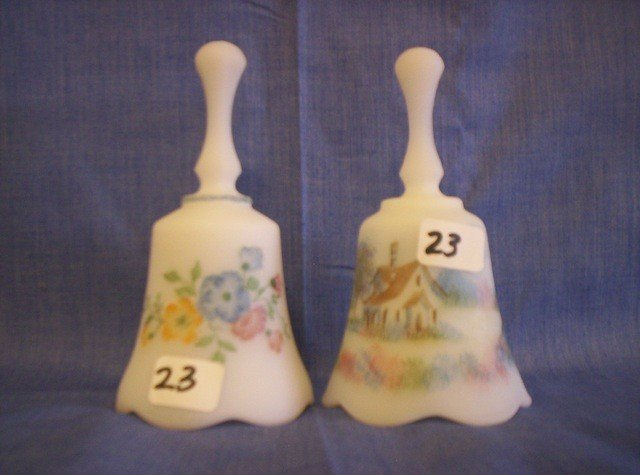 "23: 2 4"" HP bells floral and scenic"