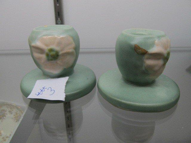 3: PAir Weller candle sticks