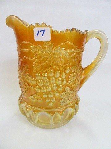 17: Nwood mari G&C pitcher. Nice color