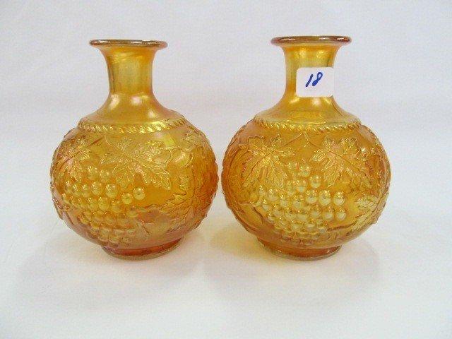 18: 2 - nwood mari G&C cologne bottles no stoppers