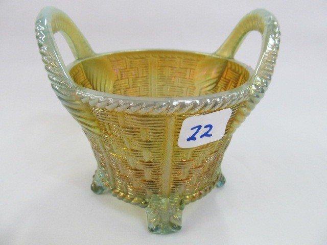 22: Nwood AO Bushel basket. Nice